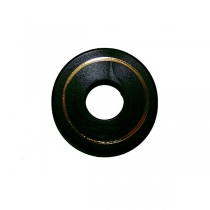 日本製劍鍔(金線入鍔)