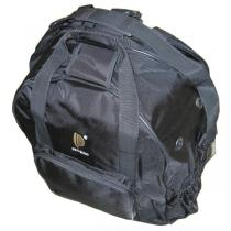 護具袋(黑色尼龍布-半圓型)