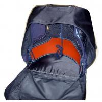 日本進口護具袋(黑色尼龍布-拉桿型)